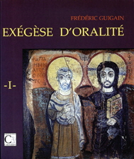 EXEGESE ORALITE GUIGAIN